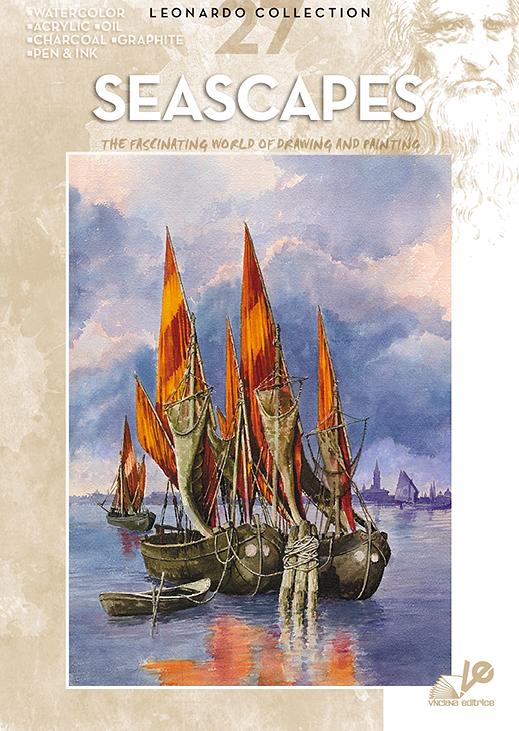 Litteratur Leonardo Bok - nr 27 Seascape