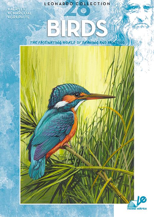 Litteratur Leonardo Bok - nr 28 Birds
