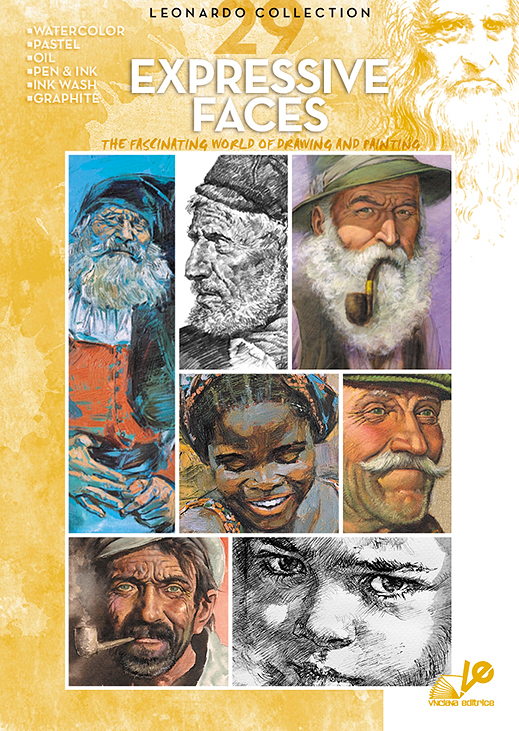 Litteratur Leonardo Bok - nr 29 Characteristic Faces