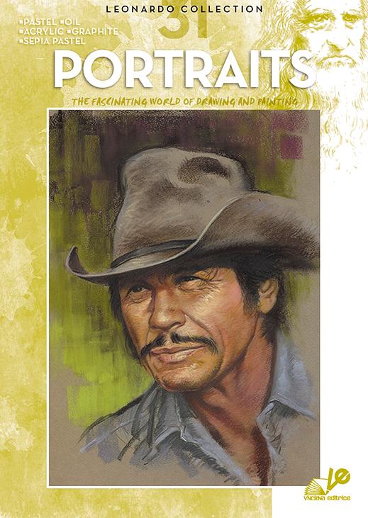 Litteratur Leonardo Bok - nr 31 Portraits