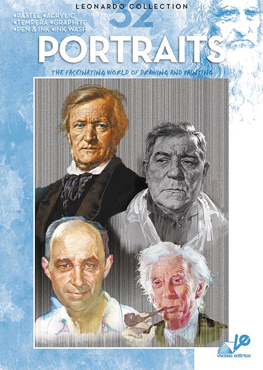 Litteratur Leonardo Bok - nr 32 Portraits