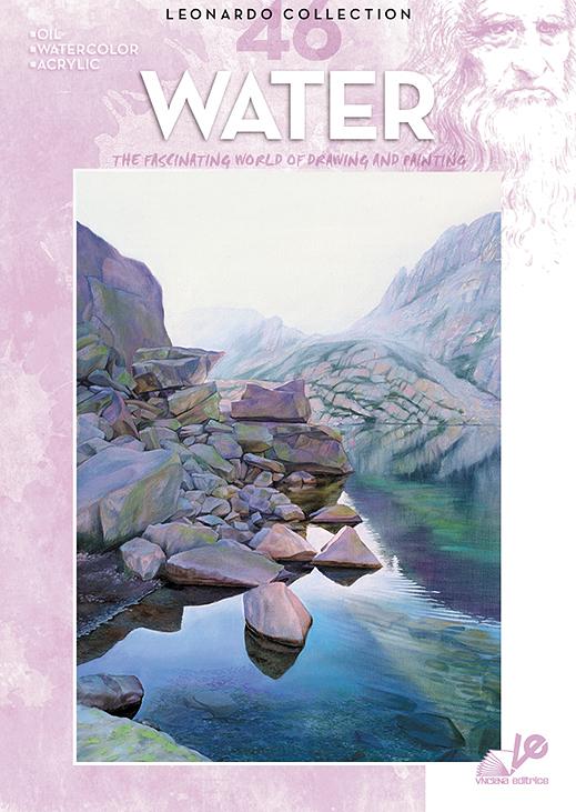 Litteratur Leonardo Bok - nr 46 Water