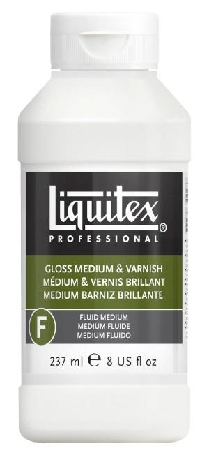 Fernissa/Medium Liquitex Gloss medium & varnish 237 ml