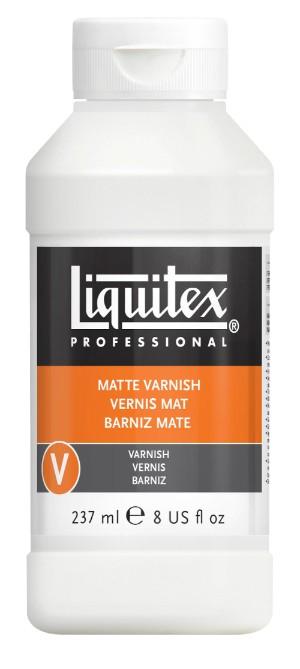 Fernissa Liquitex Matt varnish 237 ml