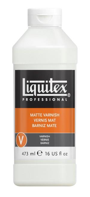 Fernissa Liquitex Matt varnish 473 ml