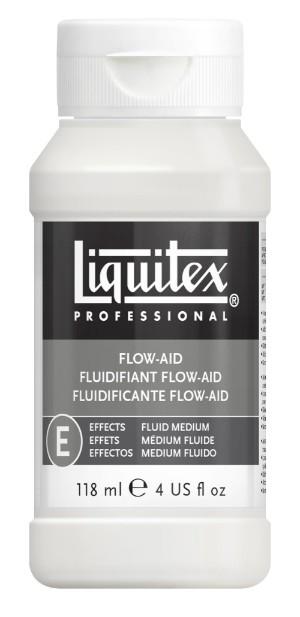 Akrylmedium Liquitex Effekt Flow aid 118 ml
