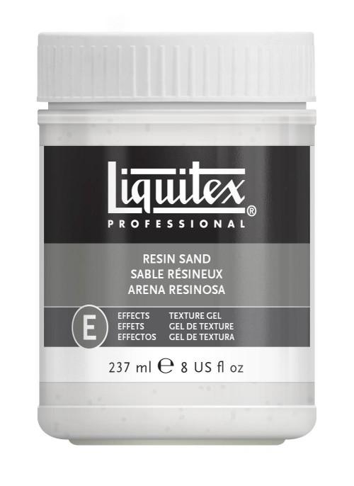 Akrylmedium Liquitex Effekt Resin sand 237 ml