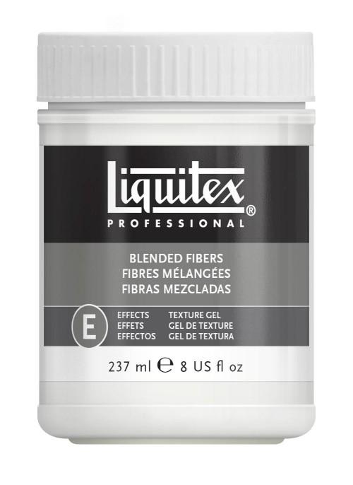 Akrylmedium Liquitex Effekt Blended fiber 237 ml