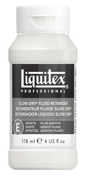 """Akrylmedium Liquitex Effekt """"Slow-dri"""" fluid retarder 118 ml"""
