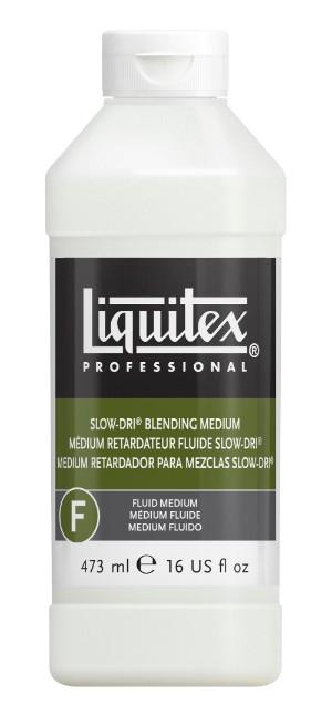 Akrylmedium Liquitex Slow-Dri Blend medium 473 ml