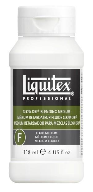 Akrylmedium Liquitex Effekt Slow-Dri Blend medium 118 ml