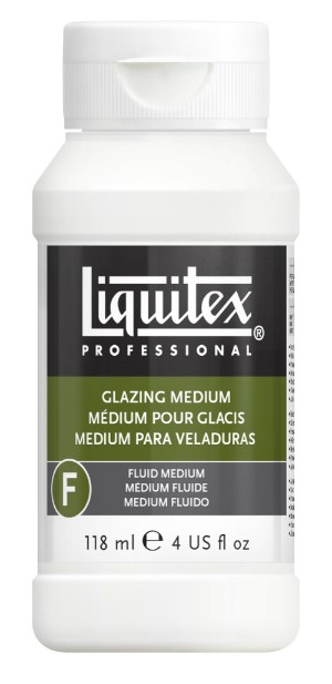 Akrylmedium Liquitex Glazing medium 118 ml