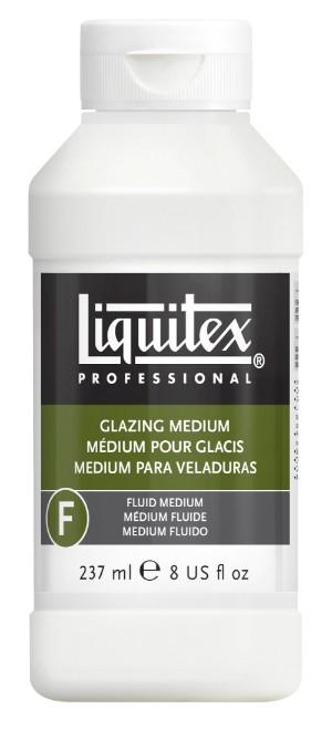 Akrylmedium Liquitex Glazing medium 237ml