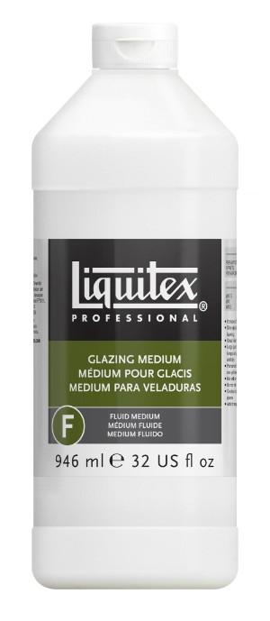 Akrylmedium Liquitex Glazing medium 946 ml