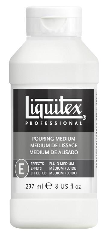 Akrylmedium Liquitex Effekt Pouring medium 237 ml