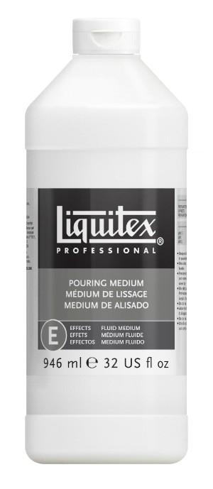 Akrylmedium Liquitex Effekt Pouring medium 946 ml
