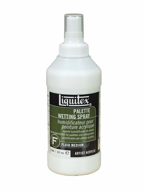 Akrylmedium Liquitex Palette Wetting Spray 237 ml