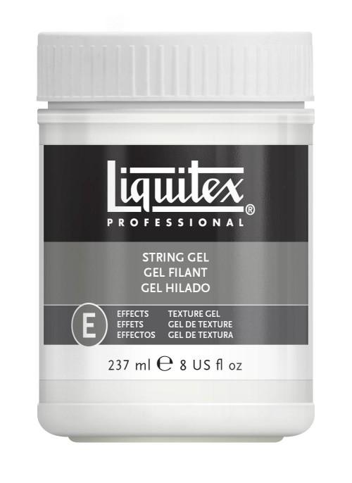 Akrylmedium Liquitex Effekt String Gel 237 ml
