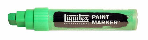 Akrylmarker Liquitex 15mm  Light Green Permanent 0312 (2F)