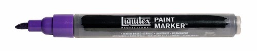 Akrylmarker Liquitex 2mm  Dioxazine Purple  0186 (3F)