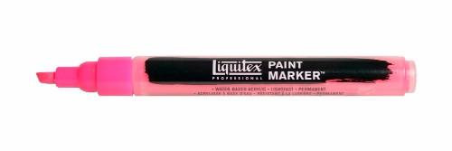 Akrylmarker Liquitex 2mm  Fluorescent Pink 0987 (3F)