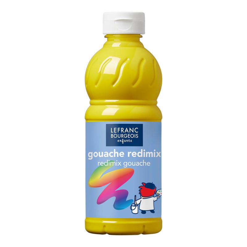 Skolfärg Redimix L&B 500ml Primärgul - primary yellow 153 (10F)