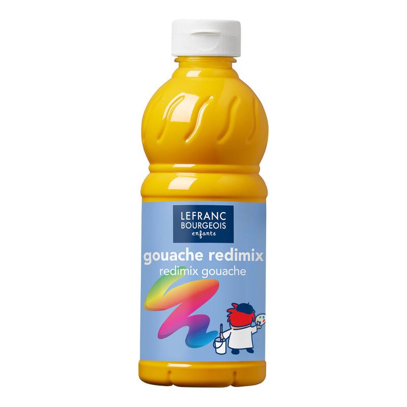 Skolfärg Redimix L&B 500ml Klargul - brilliant yellow 176 (10F)
