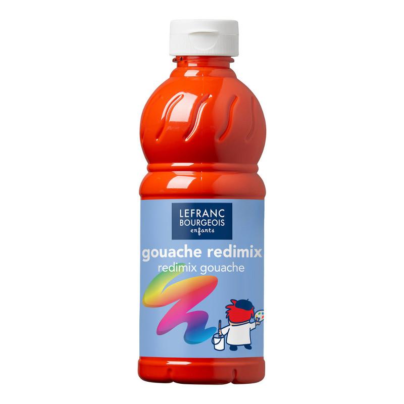 Skolfärg Redimix L&B 500ml Vermillion - vermilion 398 (10F)
