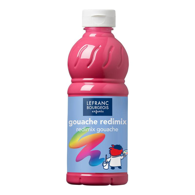 Skolfärg Redimix L&B 500ml Rosa - cerise (tyrian pink) 354 (10F)