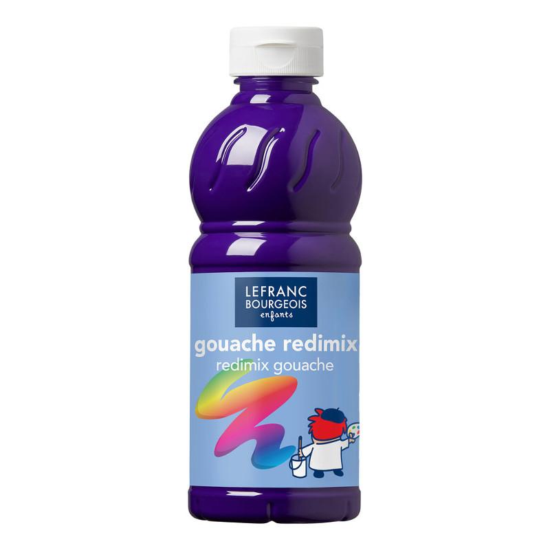 Skolfärg Redimix L&B 500ml Violett - purple 601 (10F)