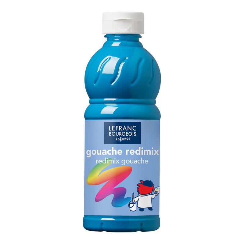 Skolfärg Redimix L&B 500ml Turkosblå - turquoise blue 050 (10F)