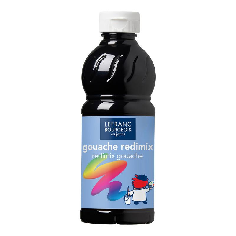 Skolfärg Redimix L&B 500ml Svart - black 265 (10F)