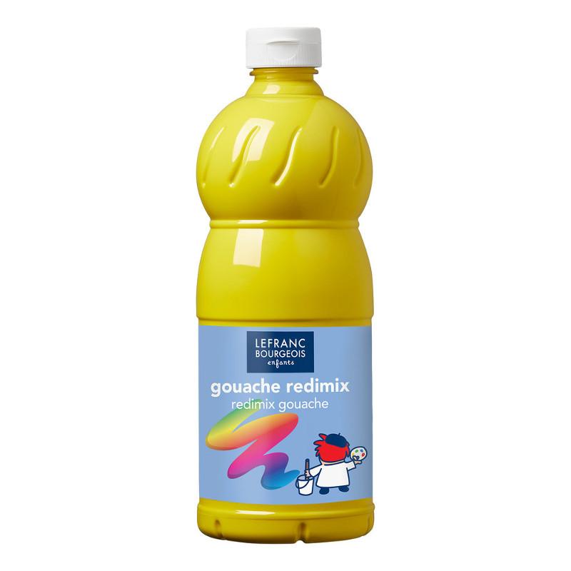 Skolfärg L&B Redimix 1 L 153 Primärgul - primary yellow