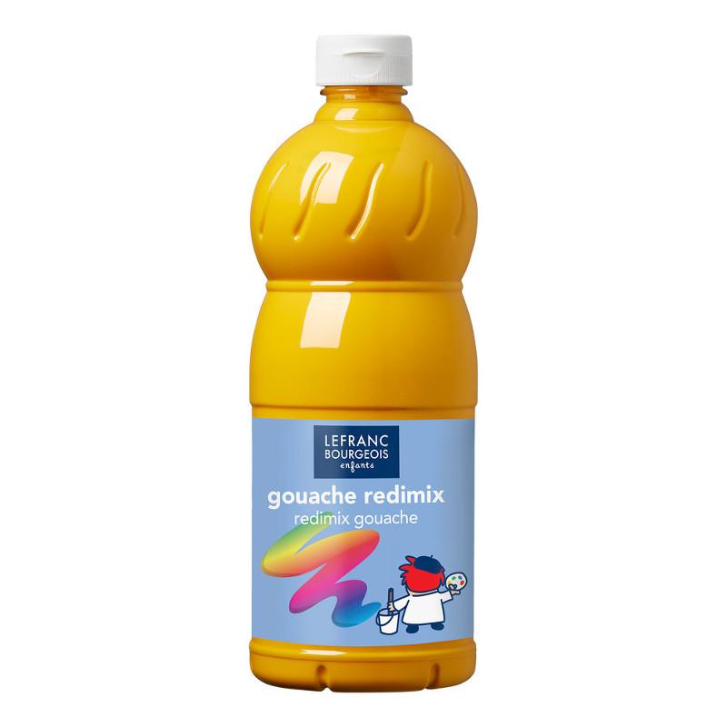 Skolfärg L&B Redimix 1 L 176 Klargul - brilliant yellow