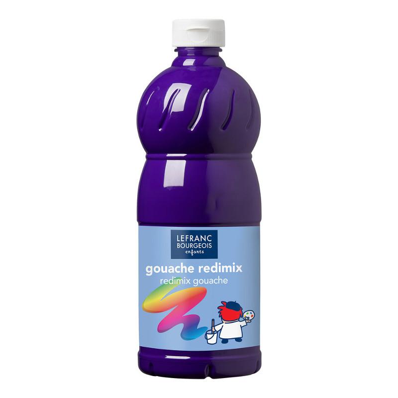 Skolfärg L&B Redimix 1 L 601 Violett - purple