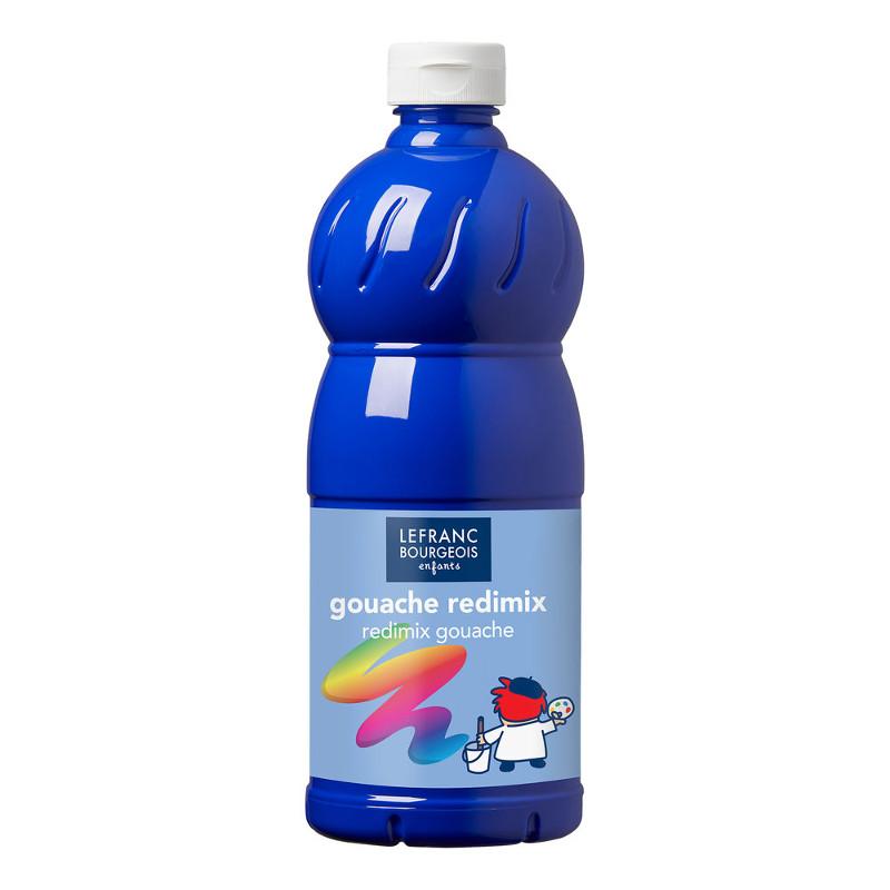 Skolfärg L&B Redimix 1 L 064 Koboltblå - cobalt blue hue