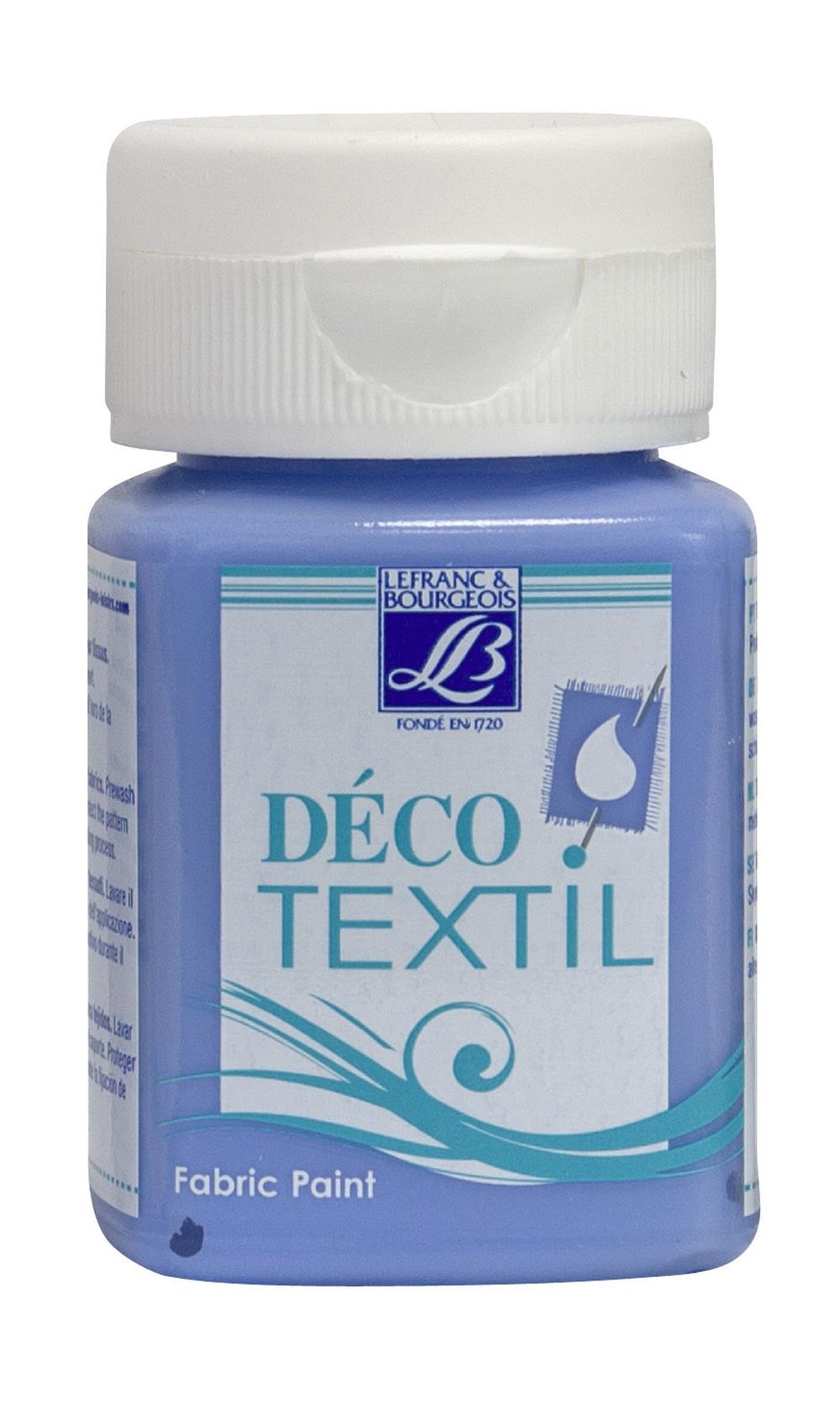 Tygfärg L&B Deco Textil 50ml  Campanula - intensive 823 (4F) Utgår