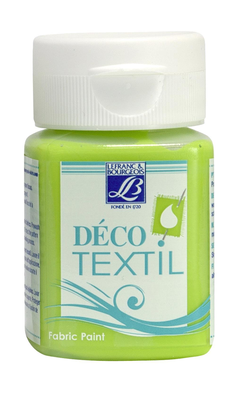 Tygfärg L&B Deco Textil 50ml  Anisseed - intensive 586 (4F) Utgår