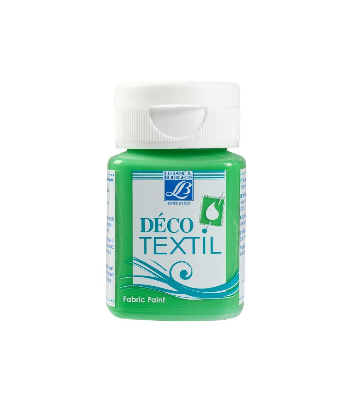 Tygfärg L&B Deco Textil 50ml  Meadow green - intensive 543 (4F)