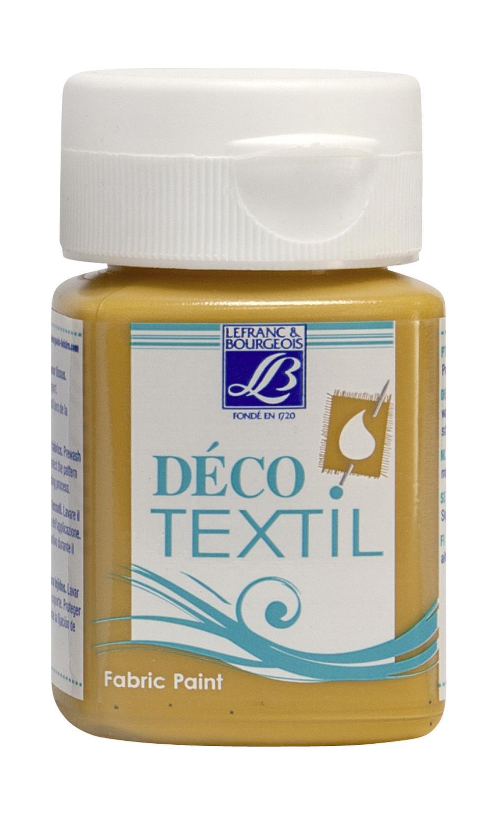 Tygfärg L&B Deco Textil 50ml  Honey - nature 145 (4F) Utgår