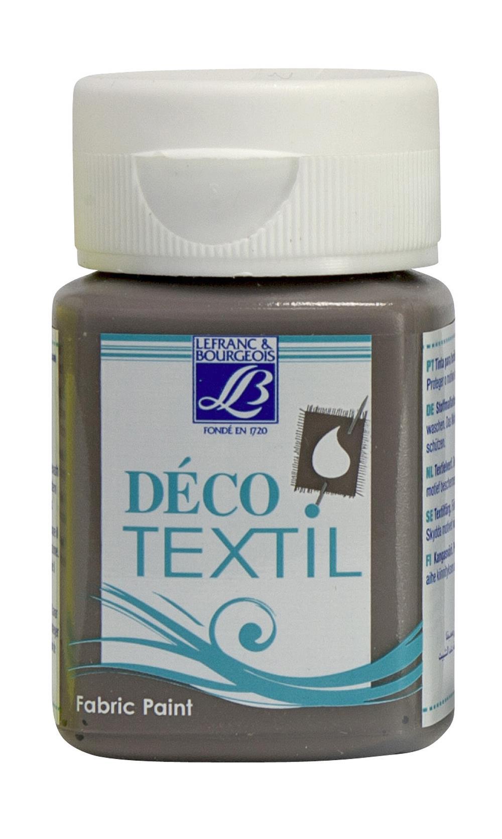Tygfärg L&B Deco Textil 50ml  Clay - soft 294 (4F) Utgår