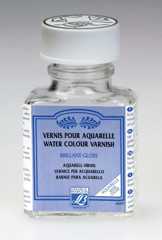 Akvarellmedium L&B Fernissa Varnish water color 75ml (3F)