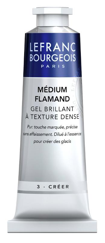 Oljemedium L&B Flemish Medium 60ml