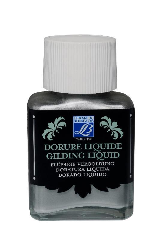 Förgyllning L&B Gilding Liquid Silver 75ml