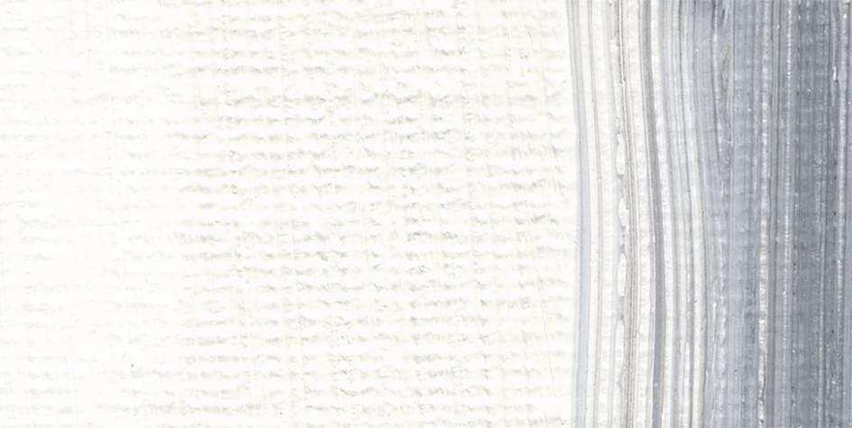 Oljefärg Lukas Studio 75ml Titanium white 0208 (3F)
