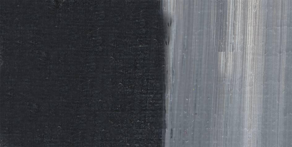 Oljefärg Lukas Studio 75ml Ivory black 0382 (3F)