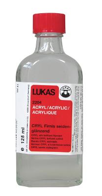 Fernissa Lukas LUKASCRYL-sidenmatt 125ml (3F)