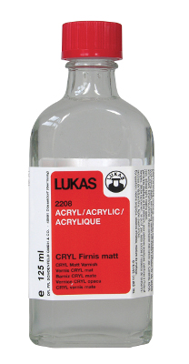 Fernissa Lukas LUKASCRYL-matt 125ml (3F)