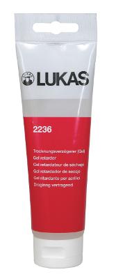 Akrylmedium Lukas GEL RETARDER 125ml (3F)