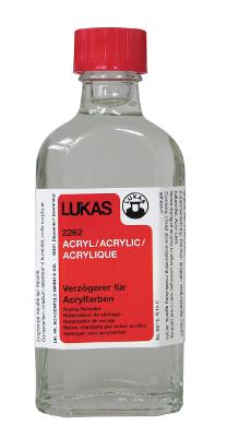 "Akrylmedium Lukas Fördröjare ""Retarder"" 125ml (3F)"